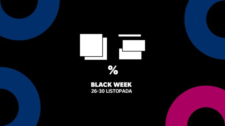 Ceramstic Black Week START! Kupuj płytki w szokująco niskich cenach.